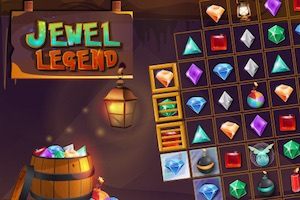Jeu Jewel legend