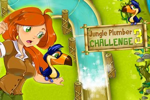 Jeu Jungle plumber challenge 3