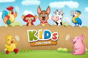 Jeu Kid zoo farm