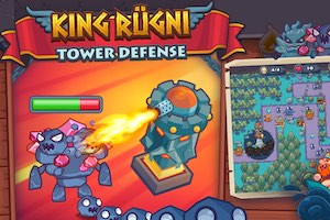 Jeu King rugni tower defense