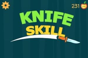 Jeu Knife skill