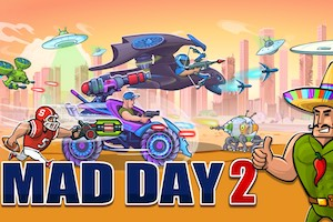 Jeu mad day 2 special