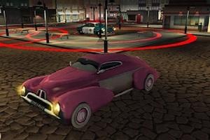 Jeu Simulateur de voiture de mafia