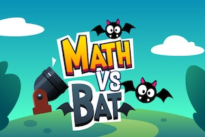 Jeu Math vs bat
