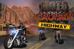 Jeu Moto cruiser highway