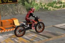Jeu Moto trials junkyard 2