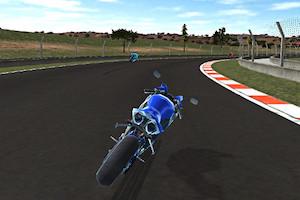 Jeu Motorbike racing