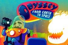 Jeu Odyssey from Earth to space