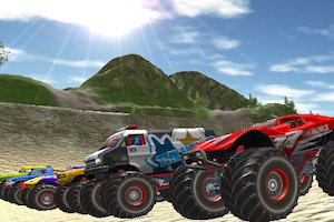 Offroad-monster-trucks