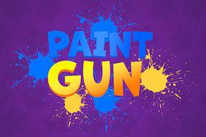 Jeu Paint gun