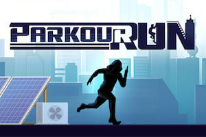Jeu Parkour run
