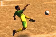 Jeu Pele soccer legend