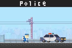 Jeu Policeman