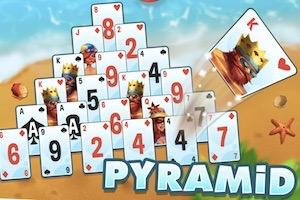 Jeu Pyramid