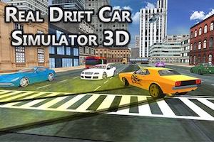 Jeu Real drift car- simulator 3D