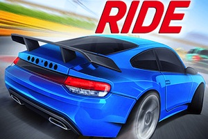 Jeu Russian drift ride 3d