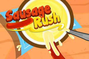 Jeu Sausage rush