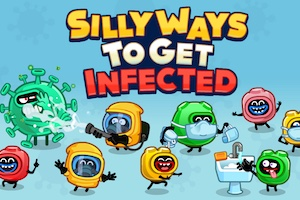 Jeu Silly way-to get infected