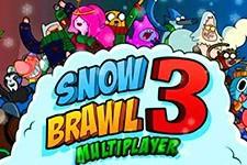 Jeu Snow brawl 3D
