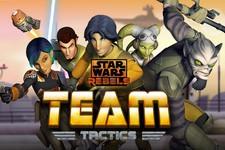 Jeu Star Wars equipe tactique