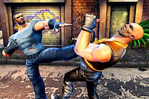 Jeu Street Fighter Madness