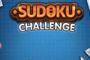 Sudoku challenge1