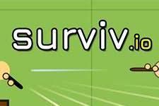 Jeu Surviv IO