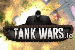Jeu Tank wars io
