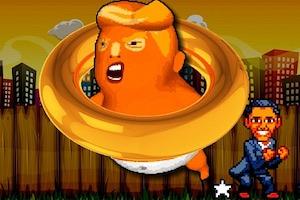 Tappy flappy trump