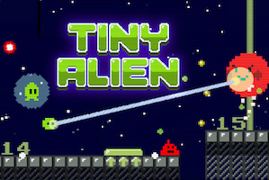 Jeu Tiny alien