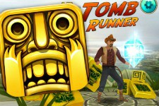 Jeu Tomb runner