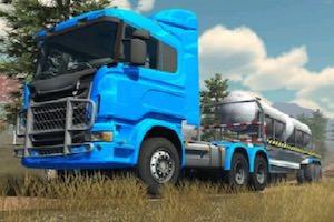 Truck simulator off road