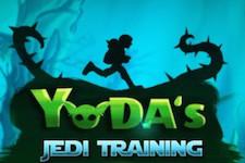 Jeu L entraînement Jedi par Yoda