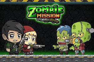Jeu Zombie mission