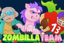 Jeu L'équipe Zombilla